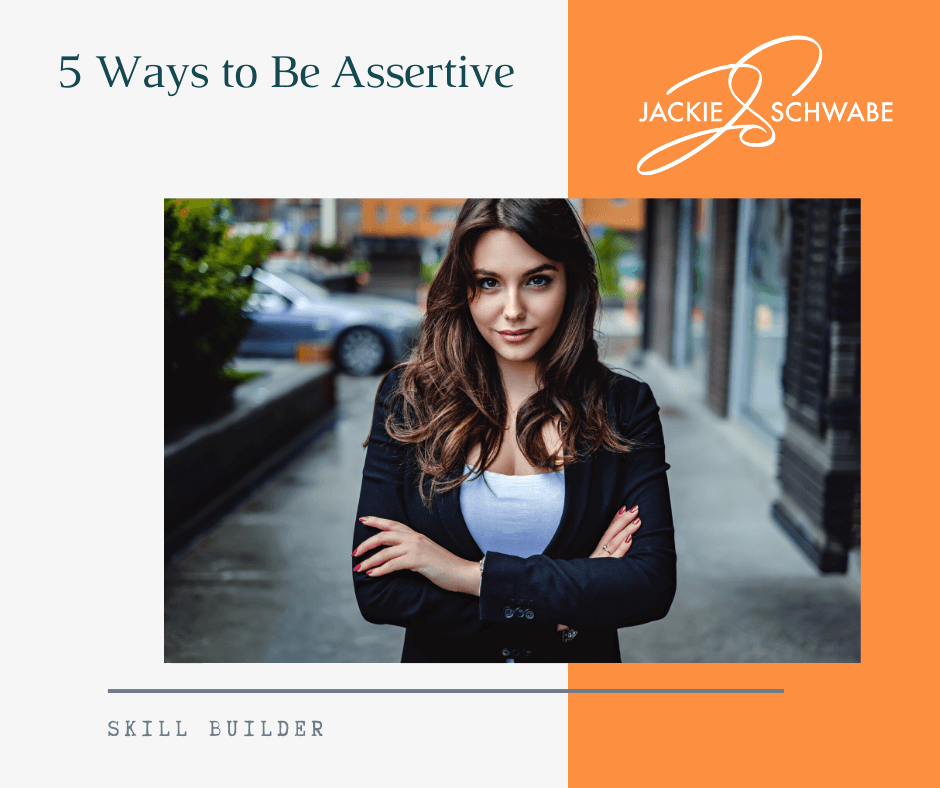 Ways to Be Assertive and Say No