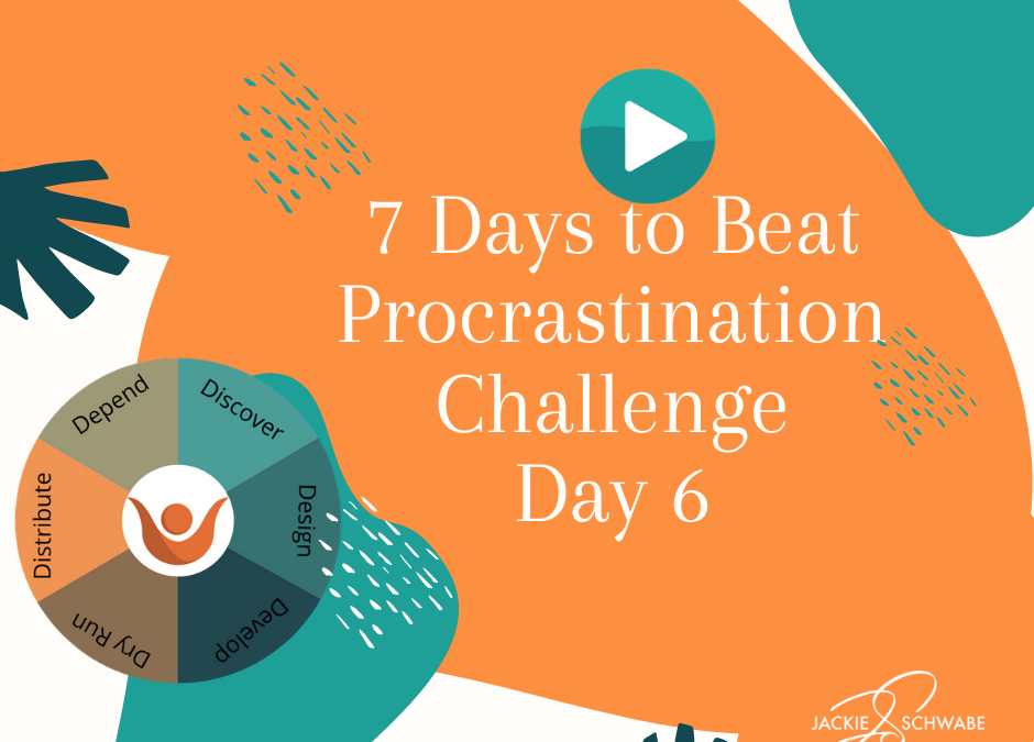 Day 6 Beat Procrastination
