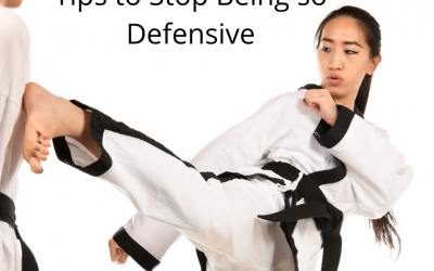 Please, Hammer, Don't Hurt 'Em – Tips to Stop Being So Defensive